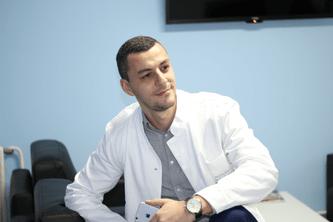 dr spec med. Dragan Stojićević